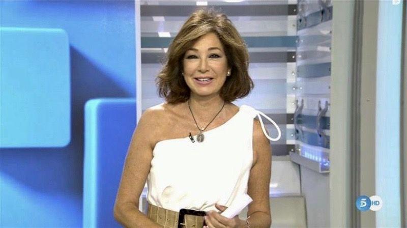 Ana Rosa torna a Telecinco