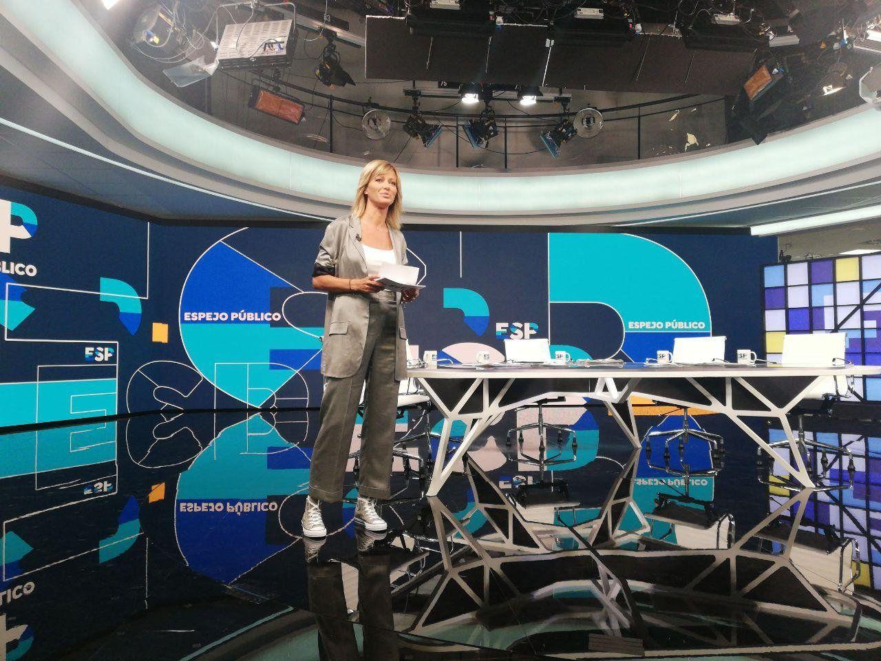 Susanna Griso torna de vacances  Antena 3