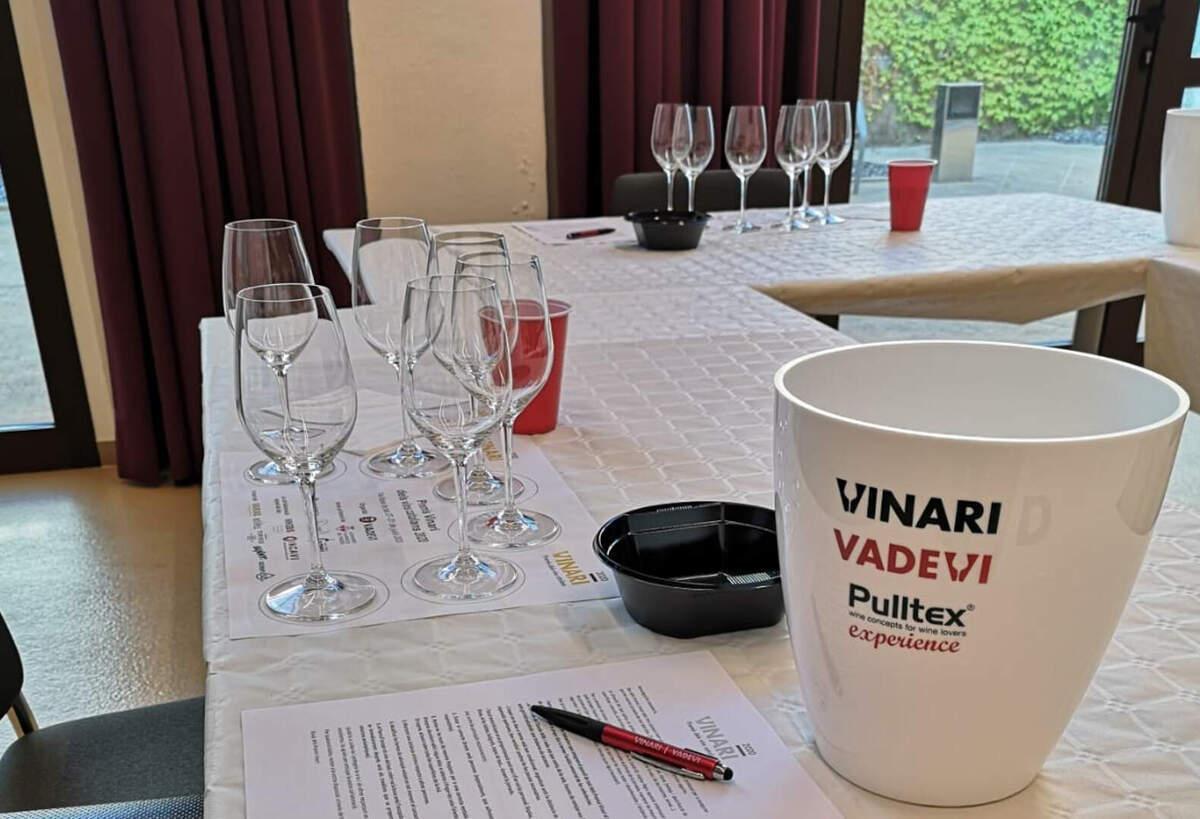 Els tastos dels Premis Vinari 2020 es fan enguany a la Wine Business School