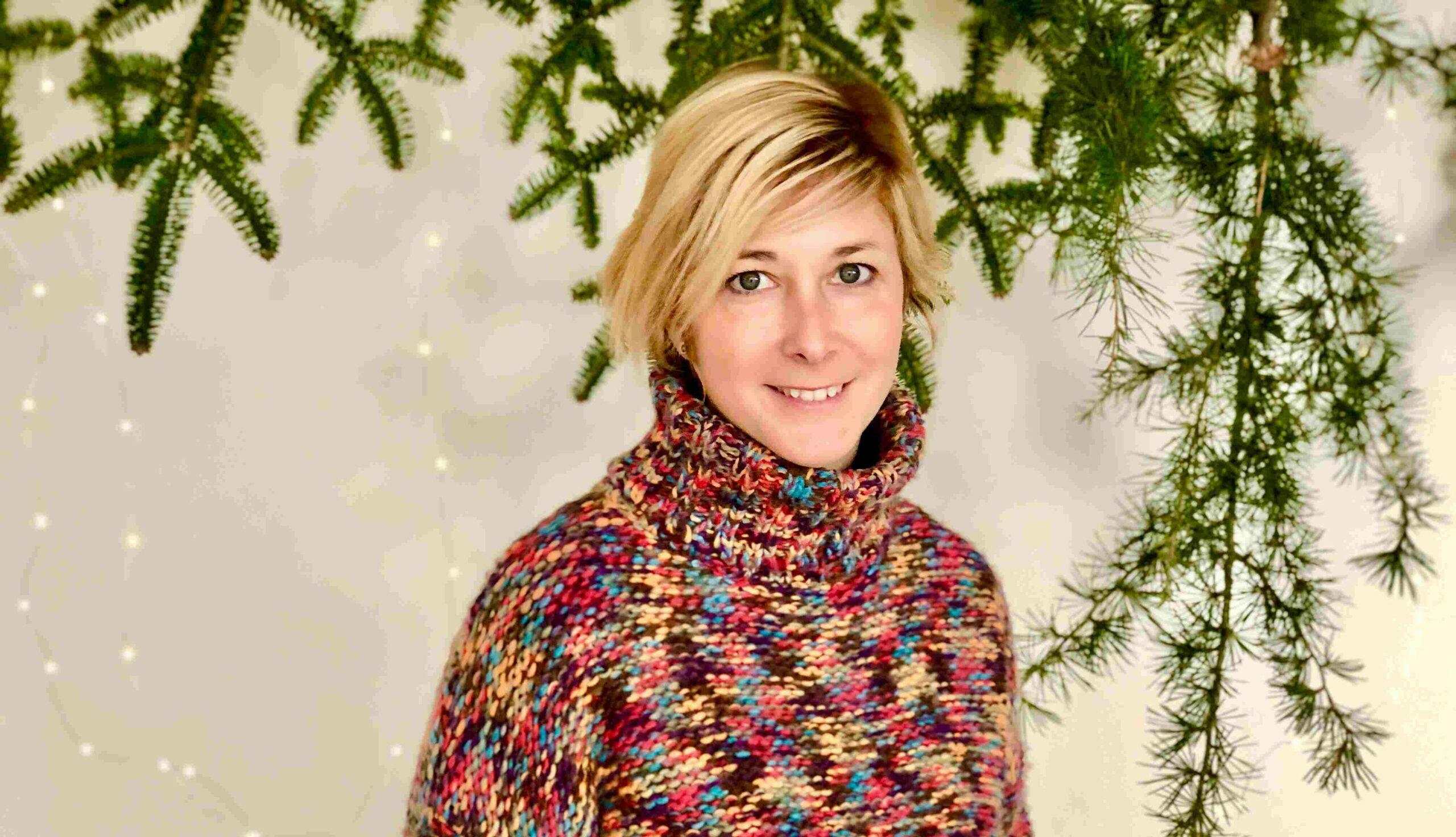 Mònica Llamas, autora del llibre El món de la Bruna