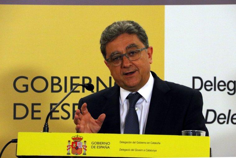 Delegat del govern espanyol, Enric Millo  | ACN