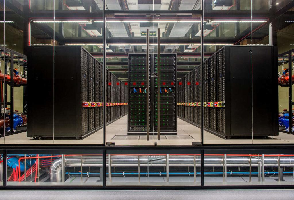El superordinador MareNostrum 4, al Barcelona Supercomputing Center