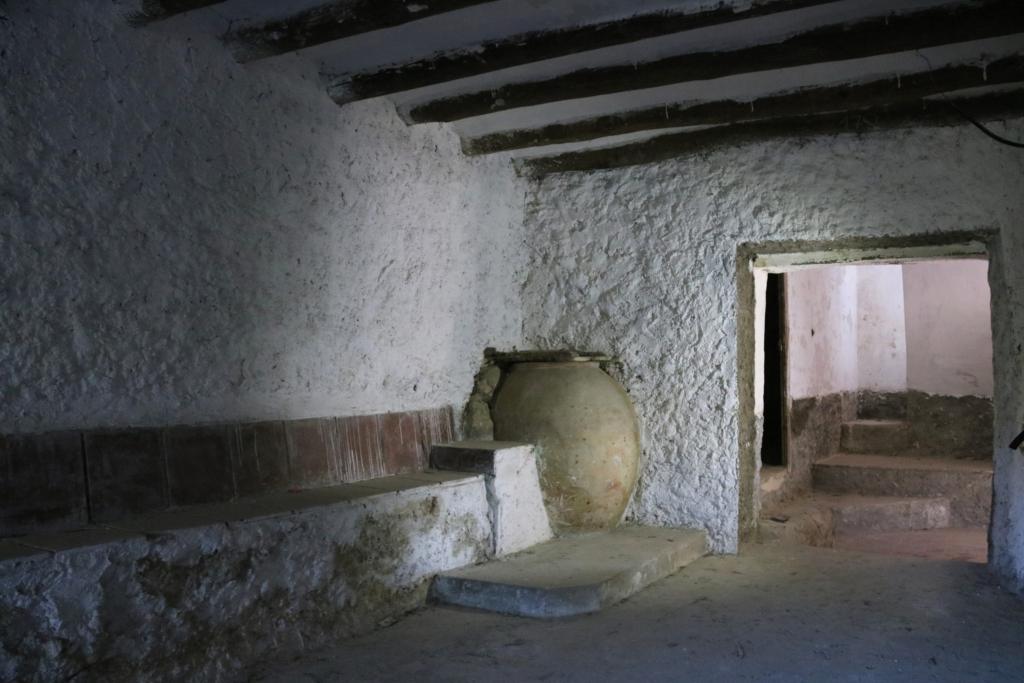 Una sala de la masia Can Ferrer de Llacunalba de Canyelles, del segle XVIII   ACN